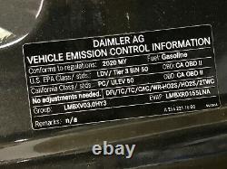 2019 2020 2021 Mercedes GT63 GT 4 Door AMG Hood Bonnet Shell Panel OEM Aluminum