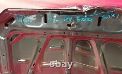 2019-2020 Chevy Silverado 1500 Hood Bonnet Panel Oem Used 19 20