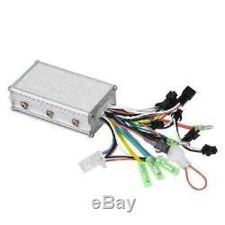 24-48V 250/350W Brushless Motor Controller LCD Panel Kit for E-Scooter E-Bike