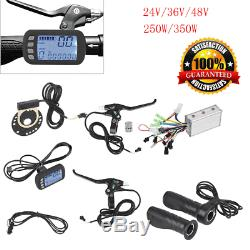 250With350W Brushless Motor Controller LCD Panel Kit for E-bike Electric Scooter