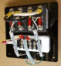 30 Amp AC CIRCUIT BREAKER PANEL SELECTOR SWITCH/GENERATOR