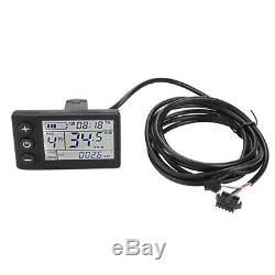 36V/48V 1500W Brushless Motor Controller LCD Panel Kit for E-bike Electric Bike