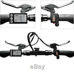 36V/48V Brushless Motor Controller LCD Panel for E-bike Electric Scooter Kit
