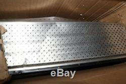 50 Panels Shur Flo X Leaf Guard Gutter Protector Black Aluminum 4' x 5