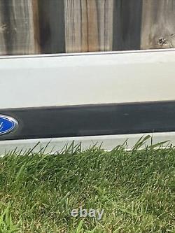 87-96 Ford Bronco Truck Rear Tailgate Finish Trim Panel Black Molding