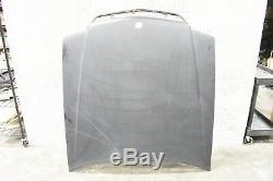 90-02 Mercedes 500SL SL500 SL600 R129 Hood Cover Assembly Black OEM
