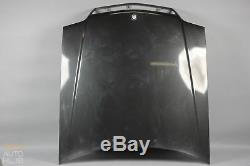 90-02 Mercedes R129 300SL 500SL SL500 Hood Cover Assembly Black Pearl OEM #2