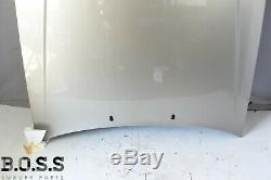 90-02 Mercedes R129 300SL 500SL SL500 SL600 Hood Cover Assembly Smoke Silver