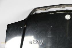90-02 Mercedes R129 300SL SL500 500SL SL600 Hood Cover Assembly Black OEM