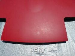 90-97 MAZDA MX-5 MIATA OEM Hood SHELL PANEL ALUMINUM RED
