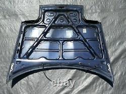 90-97 MAZDA MX-5 MIATA OEM Hood SHELL PANEL ALUMINUM Starlight Blue