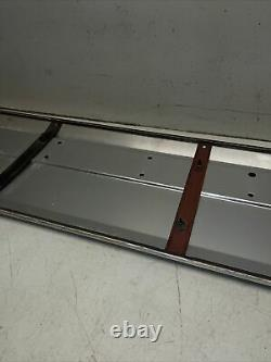 92-96 OBS Ford Full Bronco XLT EB Tail Gate Trim Panel Tailgate Insert M1054