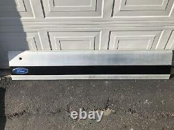 92-96 OBS Ford Full Size Bronco XLT EB Tail Gate Trim Panel Tailgate Insert MINT