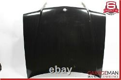94-99 Mercedes W210 E300 E320 Front Hood Bonnet Panel Assembly Black OEM