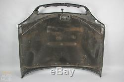 98-05 Mercedes W163 ML500 ML320 ML55 AMG Hood Panel Assembly Black OEM