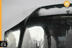 98-05 Mercedes W163 ML500 ML55 AMG Sport Hood Panel Assembly Black OEM