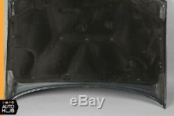 98-05 Mercedes W163 ML500 ML55 AMG Sport Hood Panel Assembly Opal Black OEM