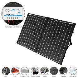 ACOPOWER 60W 100W 200W Mono Foldable Solar Suitcase 100w foldable solar panel