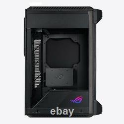 ASUS ROG Z11 Mini-ITX/DTX Mid-Tower RGB PC Gaming Case, Tempered Glass Panels