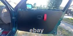 BMW E36 Coupe Door Panels with Mirror Cut Out (set of 2)
