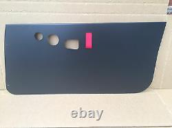 BMW E36 Coupe Door Panels with Speaker Cut Outs (set of 2)