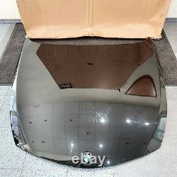 BMW E64 / E64 LCI / E63 / E63 LCI M6 6 Series OEM HOOD PANEL BONET COVER BLACK