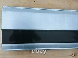 Black 1992-1996 Ford OEM Tailgate Trim Panel Aluminum f-150 F-250 F-350