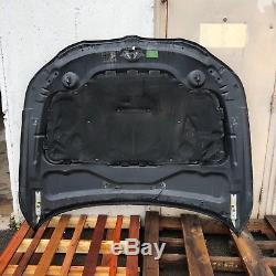 Bmw 2004-2010 E60 E61 M5 Hood Bonnet Aluminum Panel Cover Black Oem #113