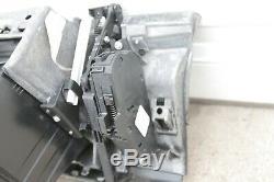 Bmw X5 2009 2nd Gen E70 Glove Box Black With Rare Aluminum Panel