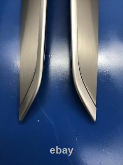 Bmw X5 F15 Aluminium Interior Door Trims Genuine