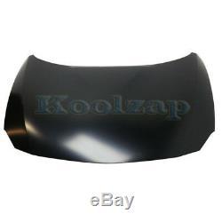 CAPA For 16-18 Maxima Hood Panel Assembly Primed Aluminum NI1230209 651004RA0A