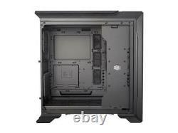 Cooler Master MasterCase SL600M Black Edition ATX Mid-Tower with Aluminum Panels