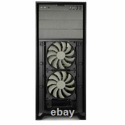 Corsair Obsidian 750D 13-Bay Window Panel Full Tower ATX Case with 3x140mm Fans