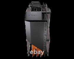 Cougar Blazer Tempered Glass Mid Tower Case Mid Tower Tempered Glass Side Panel
