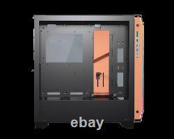 Cougar Dark Blader-S RGB Full Tower Case Brushed Aluminium Front Panel USB 3.0