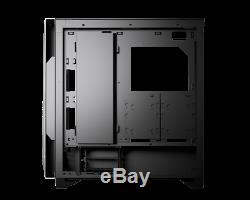 Cougar DarkBlader-G RGB Full Tower Case Brushed Aluminium Front Panel 1 x 120mm
