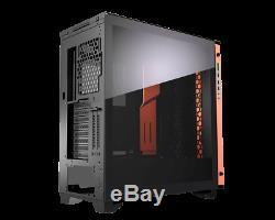 Cougar DarkBlader-S RGB Full Tower Case Brushed Aluminium Front Panel 1 x 120mm