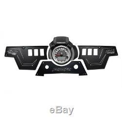 Dash Panel Upgrade Kit 2015 Polaris RZR 900s Billet Aluminum Black Made USA