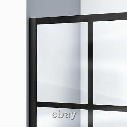 DreamLine SHDR-3234721-89 Linea Shower Door 34 x 72 Open Entry Design