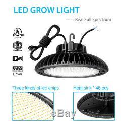 Full Spectrum 200W Led Grow Lights Veg Flower indoor outdoor Plant Lamp Panel