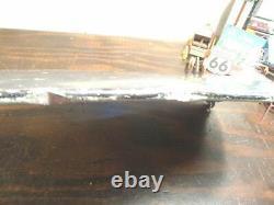 Fulton 800 Sunvisor Panels Black & Green Hot Rat Rod V586