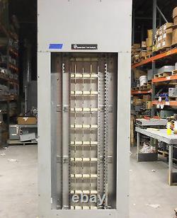 GE 400 AMP panelboard breaker panel 480v 277v 208v 240v 3 phase 120v 300 350