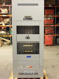 GE 600 AMP panelboard breaker panel 480v 277v 208v 240v 3 phase 120v 500 400