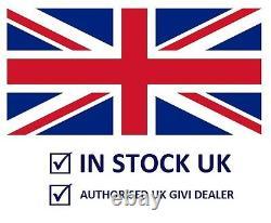 Givi V47 Tech Monokey Top Box Black 47l Topbox Top Case With Aluminium Top Panel