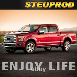 Hard Tri-Fold Tonneau Cover For 2015-2020 Ford F150 6.5FT Bed Pickup Truck Bed