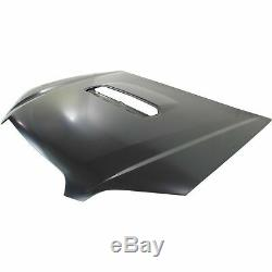 Hood Panel Aluminum For 2005-2009 Subaru Legacy Outback with Scoop Provision