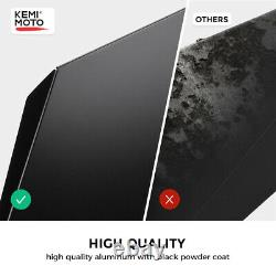 KEMIMOTO Lower Door Inserts Panels For Can Am Maverick X3 MAX Turbo Half 2 Doors