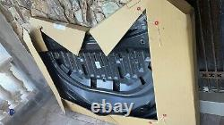 Lexus RX350 2016 Front Hood Panel Black New Ready to paint