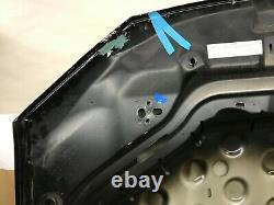 Maserati Levante S Hood Bonnet Shell Panel 2017 2018 2019 2020 OEM Black Good