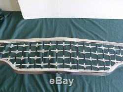 NOS 1959 Ford Galaxie Grill Panel FoMoCo Sunliner Retractable 59